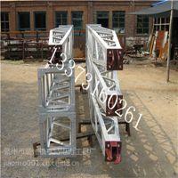 得力抱杆图片 抱杆规格 铁抱杆 铝抱杆 抱杆参数