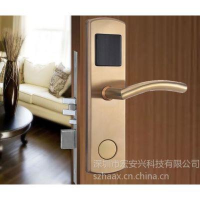 供应敦化地区宏安兴智能锁、宾馆锁、IC卡锁、酒店锁、门锁