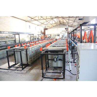北京正盛鸿成厂家供应PCB沉铜电镀设备