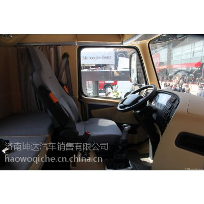 豪沃新款T7H牵引车直降6000元,德国发动机T7H牵引车价格及图片