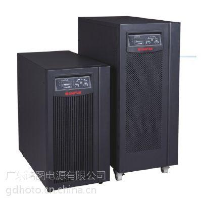 清远机房工程系统集成监控中心专用山特UPS电源C10KVA