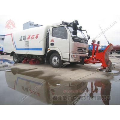 供应东风多利卡多功能带推雪产的扫地机