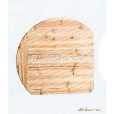 杉木方圆桌 供应圆桌 方圆桌
