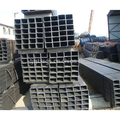 石拐矿区250×250×6方管,河北敬业钢铁铁方通