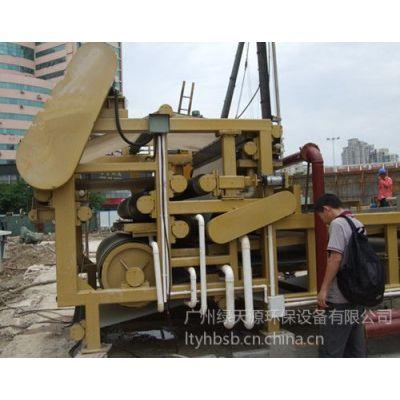 供应尾矿建筑打桩污泥脱水压滤机