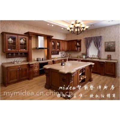 【整体橱柜十大品牌-美的整体厨房的优点】-绵阳整体橱柜