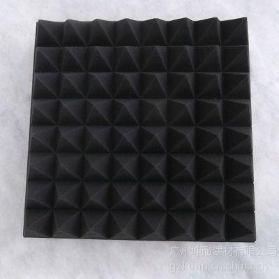 供应龙岗吸音海绵 吸音棉 装饰吸音材料