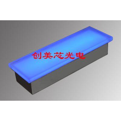LED长方形地砖灯