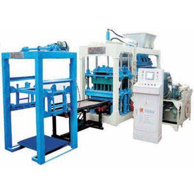 建材机械-HLQM6-15型全自动砌块成型机