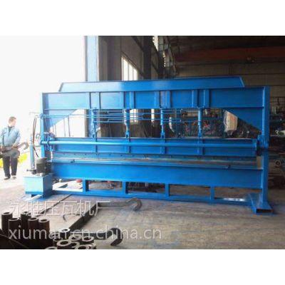 南皮县永强压瓦机厂销售折弯机 现货销售机器生产厂家