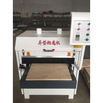 木工机械 曲面底漆砂光机 异形打磨机 600-2变频调速 国标纯铜 修改