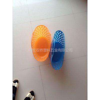 供应多用途软塑料购物篮批发