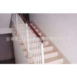 供应锌钢楼梯扶手无焊点、易清洗