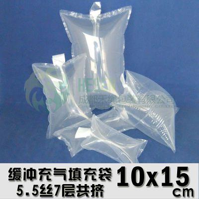 供应禾绳 10*15充气气囊缓冲气泡袋易碎品快递防震空气箱包填充物