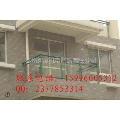 供应南京组装式阳台护栏价格***低、 南京锌钢浸塑阳台护栏厂、南京热镀锌烤漆阳台护栏