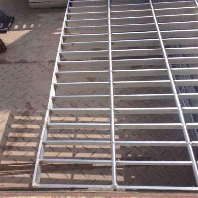 旺来热镀锌格栅板价格 地沟格栅板 洗车房地面网格板