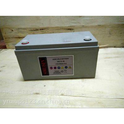 汤浅蓄电池12V65AH一级代理