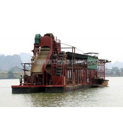 供应青州鑫博出售大型挖沙设备