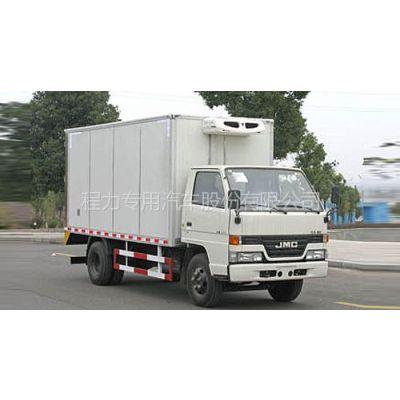 供应江铃冷藏车 小型蔬果运输车价格 冷冻车价格 疫苗运输车生产厂家