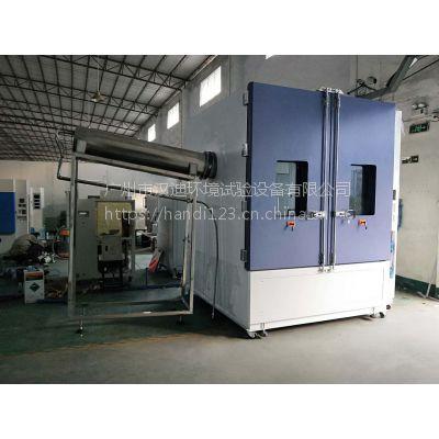 广州汉迪国标军标IP防护等级IPX1-6综合淋雨试验箱生产厂家专注模拟环境测试设备