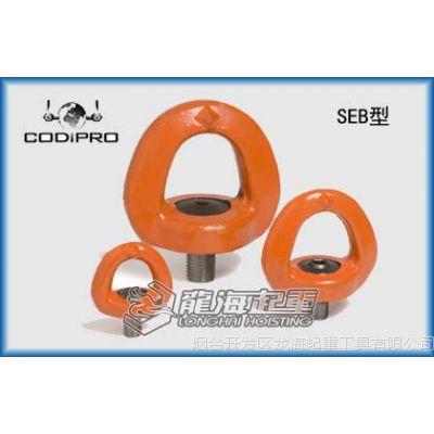 卢森堡CODIPRO旋转吊环 SEB型旋转吊环 原装进口