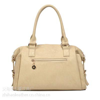 PU皮女士包包厂家志豪皮具定制加工款款秀女包(K-2296)