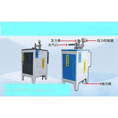 永兴电蒸汽发生器 宿迁市蒸汽清洗行业专用蒸汽发生器