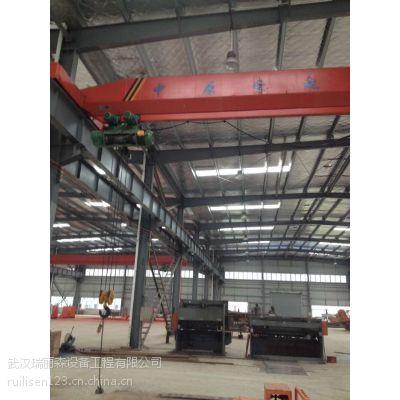武汉汉阳工厂二手行吊低价出售