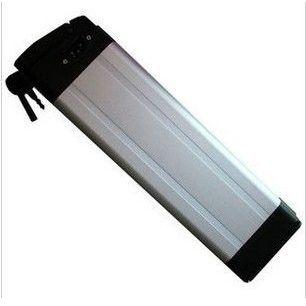 供应48V8A银鱼锂电池 电动车锂电池 银鱼电动车锂电池配铝合金充电器