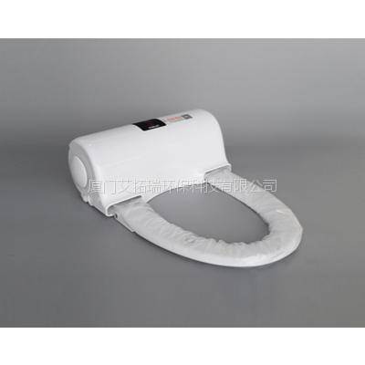 供应艾拓瑞iTOILET自动换套马桶盖 转转垫 便洁垫 一次性马桶坐垫