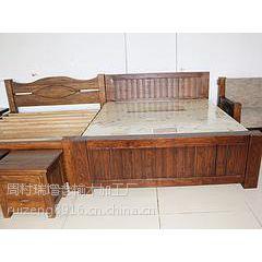 品质一流的老榆木床批销,老榆木家具品牌