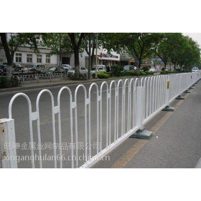 安徽市政防护栏 道路交通安全隔离栅栏河北厂家栏杆低价促销