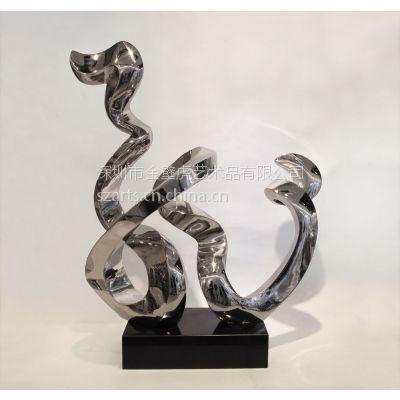 中国龙形不锈钢雕塑 中式不锈钢雕塑 创意文化雕塑 不锈钢艺术品 家居酒店装饰品 深圳金属雕塑批发