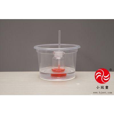 实验玩具-自制温度计