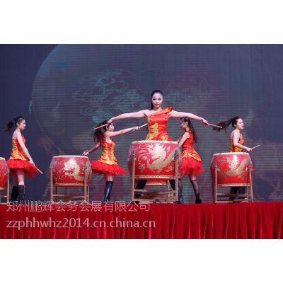 郑州女子打击乐表演/郑州开场女子水鼓表演/郑州开场激光水鼓表演