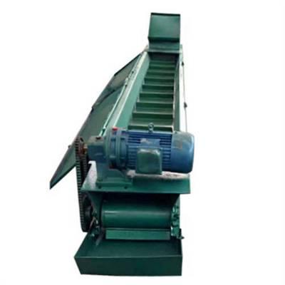 泥藻链式刮板机 连续式运行刮板输送机 组装简便质量优 xy