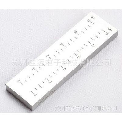 经销批发 PU-2420普申不锈钢刮板细度计 粒度计