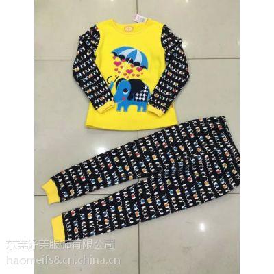 15元起童套装便宜清货外贸原单套装批发 儿童套装冬装童套装厂家直销