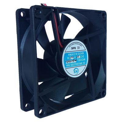明晨鑫MX8025AB(S)散热风扇24V,静音直流风扇