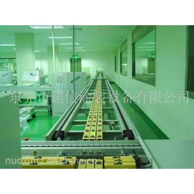 竹木工艺品生产线 装配流水线 钟表生产线 诺正