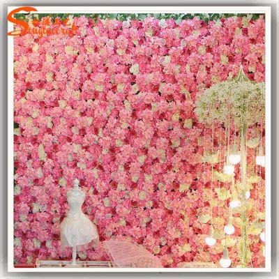 厂家直销仿真植物花墙 婚庆摄影背景花墙 仿真植物墙配材