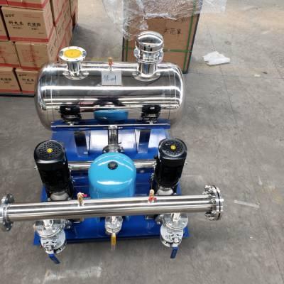 箱式变频无负压自动供水设备 加工定制高层无负压变频供水设备