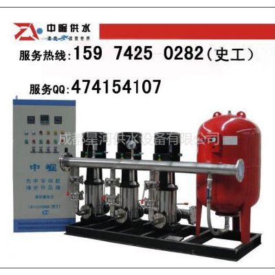 供应ZBW惠州恒压供水设备,ZBH湛江别墅专用叠加增压供水设备价格,美观又舒适、入佳入安乐