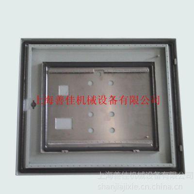 上海善佳 机柜密封条点胶机 电器柜密封条点胶机