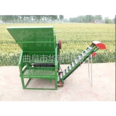 供应新式花生摘果机、高效花生摘果机、尽在曲阜华新机械厂