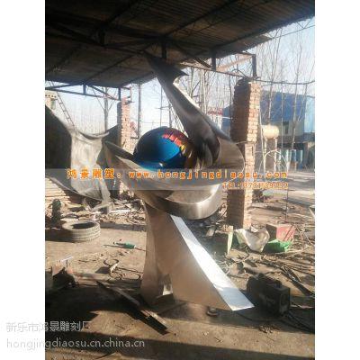 湘潭学校不锈钢雕塑厂家 校园不锈钢雕塑加工厂