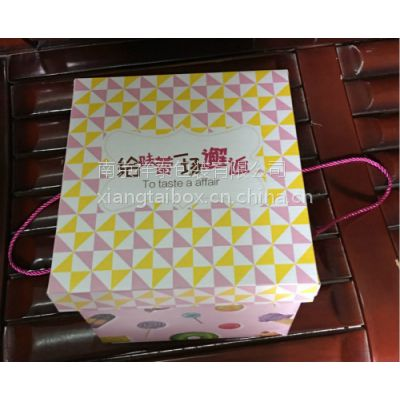祥泰包装供应食品包装彩盒礼盒 南京地区各类纸箱纸盒定制定做