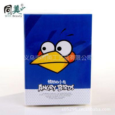 供应Hsq029日韩笔记本 记事本 糖果色愤怒的小鸟 记事本101g