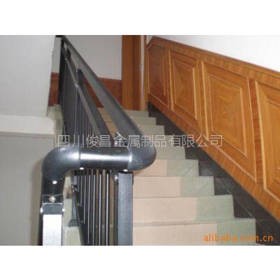供应多种款式锌钢组装式楼梯