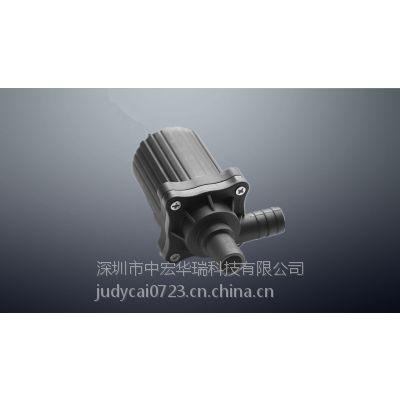 供应锐纳泵业RN40A系列12V/24V壁挂式太阳能热水器增压泵,耐腐蚀